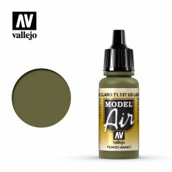 US dark green 17 ml.