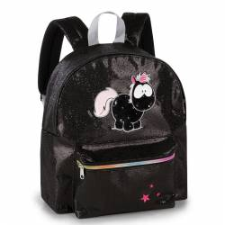Unicornio carbón Flash, mochila.