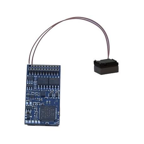 Loksound 5 Decoder, 21 pins.