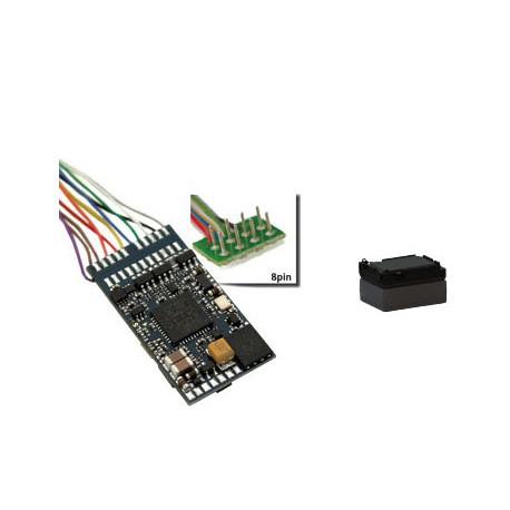 Loksound 5 Decoder, 8 pins.