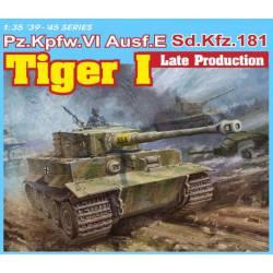 Pz.Kfpw.VI Ausf.E Sd.Kfz.181 Tiger I.