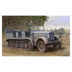 Sd.Kfz.7 Semioruga alemán 8 ton.