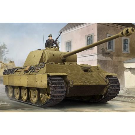 Sd.Kfz.171 PzKpfw Ausf. A con Zimmerit.