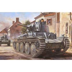 Sd.Kfz.171 PzKpfw Ausf. A with Zimmerit.