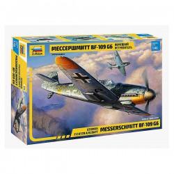 Messerchmitt BF 109 G6.