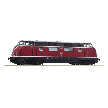 Diesel locomotive 220.