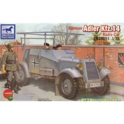 """Staff car """"Stabswagen"""" Mod. 1937."""
