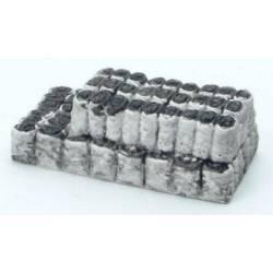 Sacos de carbón. HARBURN HAMLET FL126