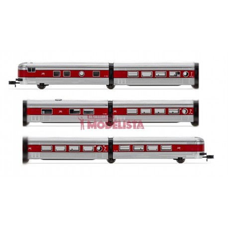 RENFE Talgo III, 6-unit set.