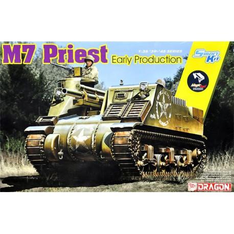M7 Priest, inicial.