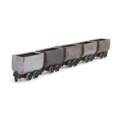 Mine railway locomotive Deutz GZ30B.