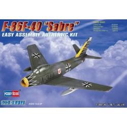 """F-86F-40 """"Sabre""""."""