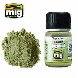 Pigmento arena del Néguev. 35 ml.