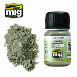 Pigment - Golan earth. 35 ml.