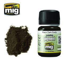Pigment - Factory dirt ground. 35 ml.