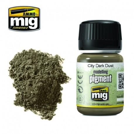 Pigment - Farm dark earth. 35 ml.
