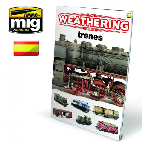 The Weathering Special: Trenes.