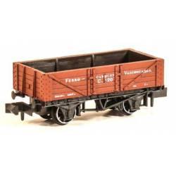 """Ferrocarriles vascongados"" wagon."