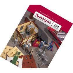 Catálogo planificación de edificios.