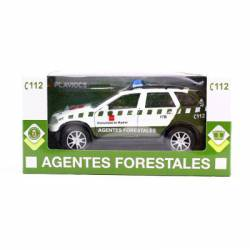 Forest agents, vehicle. PLAYJOCS