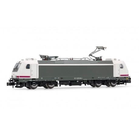 Locomotota eléctrica 253, RENFE.