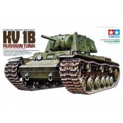 KV-1B Russian tank.