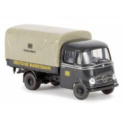 MB L 319, camioneta de reparto.