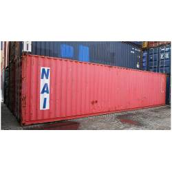 Container 40HC ''PSL''.