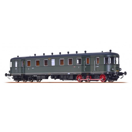 Diesel railcar VT 137, DRG.