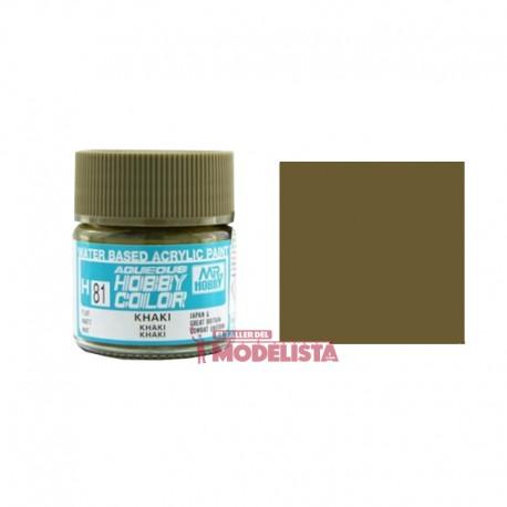 Caqui 10 ml. Gunze Sangyo. HOBBY COLOR H081