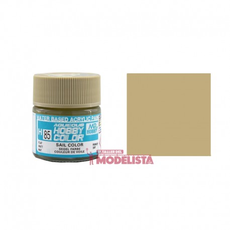 Color vela-navegación 10 ml. Gunze Sangyo. HOBBY COLOR H085