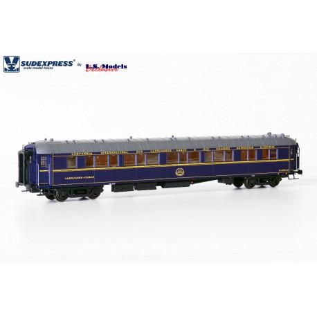 CIWL sleeper coach S2 2796.