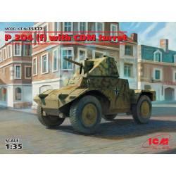 P 204 (f) with CDM turret.