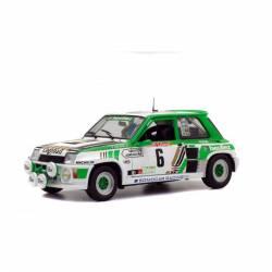 RS Turbo Gr. B, Rally Lozere, 1985.