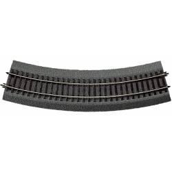 Curved track R3 420 mm, 30 Deg.