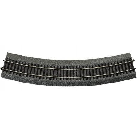 Curved track R5 543 mm, 30 Deg.