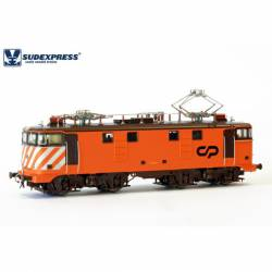 Electric locomotive 2513, CP. Sound.