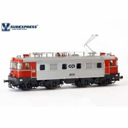 Electric locomotive 2557, CP. Sound.