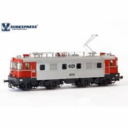 Locomotora eléctrica 2557, CP. Sonido.