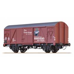 """Covered freight car Gms 54 """"Bauknecht"""", DB."""