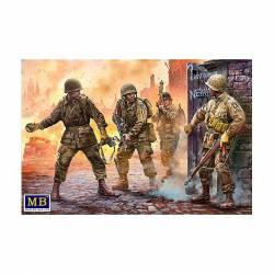 Soldados USA 101 División aerotransportada