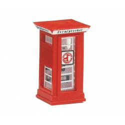 Telephone box type FH 32.