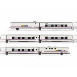 "Talgo hotel train ""Elipsos"", RENFE-SNCF."