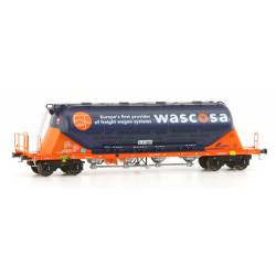 "Vagón cisterna para cemento ""Wascosa""."