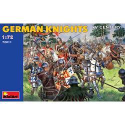 Caballeros germánicos.