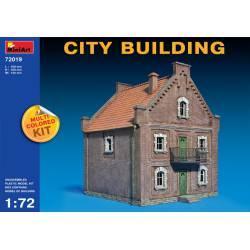 Edificio urbano.