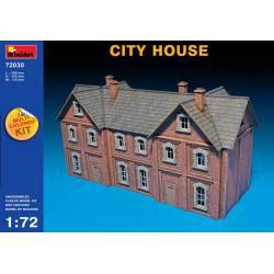 City house.