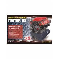 Motor eléctrico V8. MASTER HOBBY