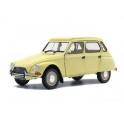 Citroën Dyane 6.