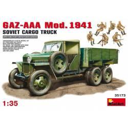 Camión GAZ-AAA Mod.1941.